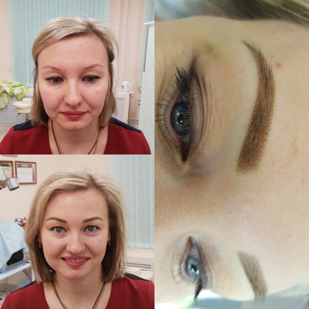 Обучение перманентного макияжа в минске