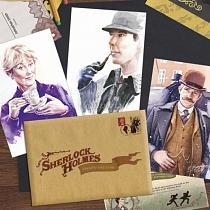 день открытка почтовая шерлок интернет магазине